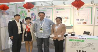 【迪拜国际橡塑展】有一个不得不爱宏远钙锌稳定剂的理由