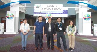 江西宏远化工成功参展美国24届NPE橡塑展