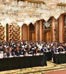 合作共赢 协同创新―江西宏远参加金发科技2017年度供应商大会侧记